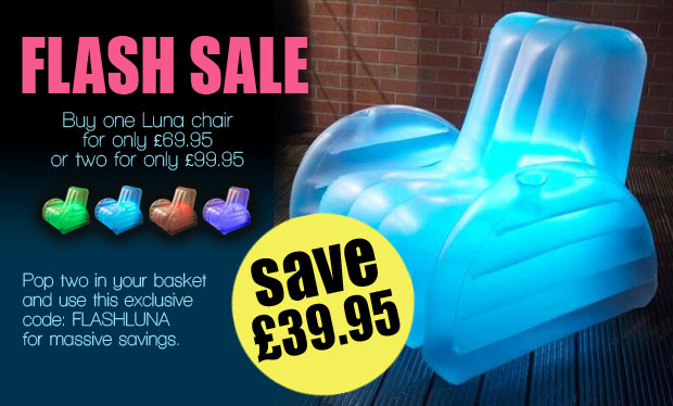 Starlite Luna Chair Flash Sale