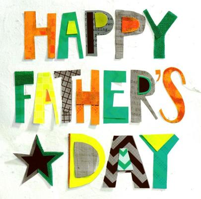 Happy Father's Day Card Blank Inside