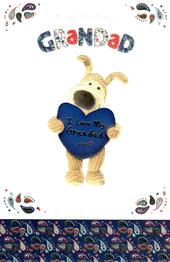Boofle Special Grandad Happy Father's Day Card