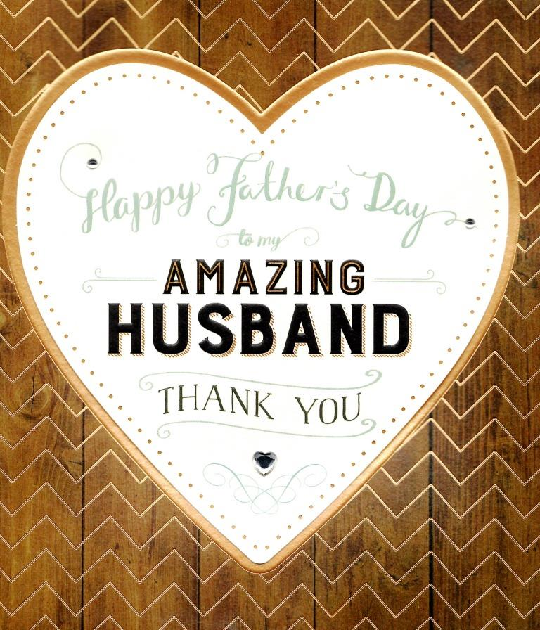 Amazing Husband Happy Father's Day Card | Cards