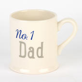 No. 1 Dad Mug In A Gift Box