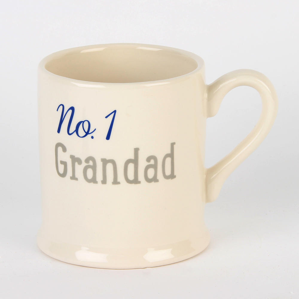 No. 1 Grandad Mug In A Gift Box