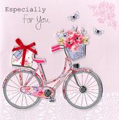 Embellished Especially For You Birthday Card