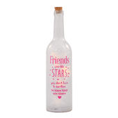 Friends Are Like Stars Light Up Bottle