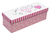 New Baby Girl Tooth Curl & Bracelet Box Set