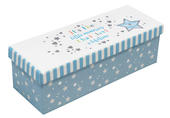 New Baby Boy Tooth Curl & Bracelet Box Set