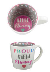 Proud New Mummy Inside Out Mug In Gift Box
