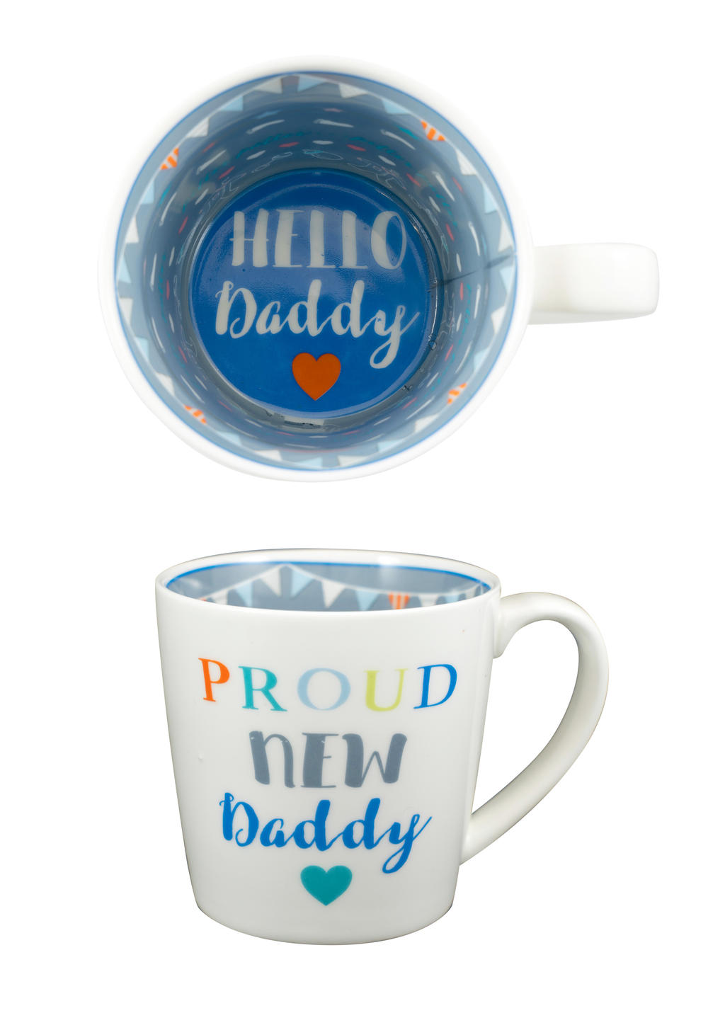 Proud New Daddy Inside Out Mug In Gift Box