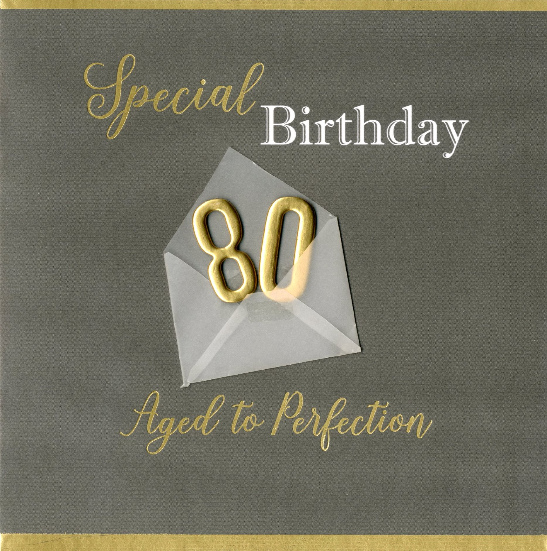 Special Birthday Wishes Just For You Notting Hill Range of Cards Blank inside
