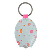 Ella Bella Rose Flower Pattern LED Keylight Keyring
