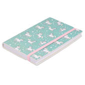 Ella Bella Rose Unicorn Pocket Notebook
