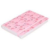 Ella Bella Rose Flamingos Pocket Notebook