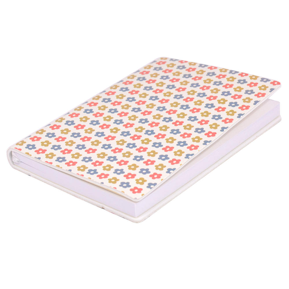 Ella Bella Rose Flower Pattern Pocket Notebook