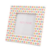 Ella Bella Rose Flower Pattern Photo Frame