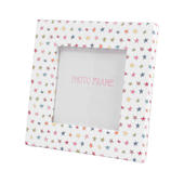 Ella Bella Rose Star Pattern Photo Frame