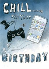 Boys Birthday Greeting Card