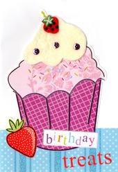 Birthday Treats Birthday Greeting Card