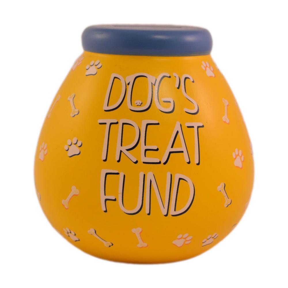 Dog's Treat Fund Pots of Dreams Money Pot