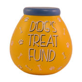 Dog's Treat Fund Pots of Dreams Money Pot