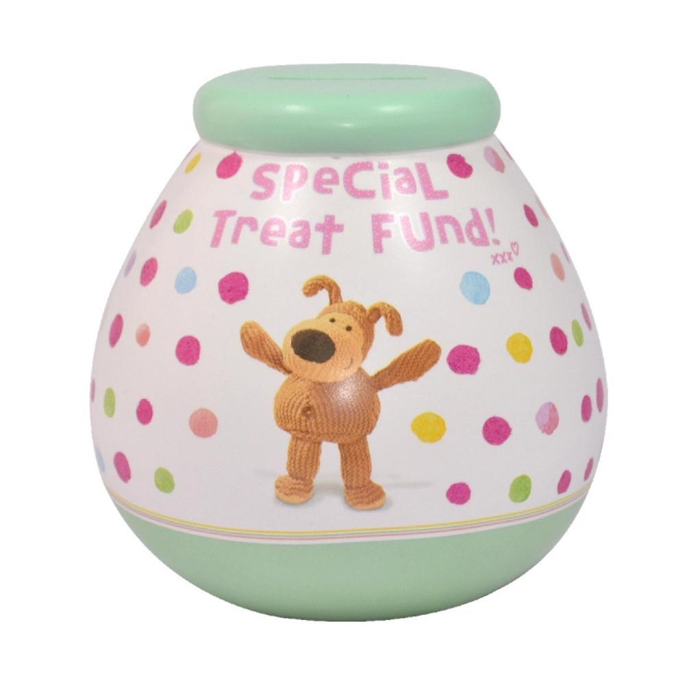 Boofle Special Treat Fund Pots Of Dreams Money Pot