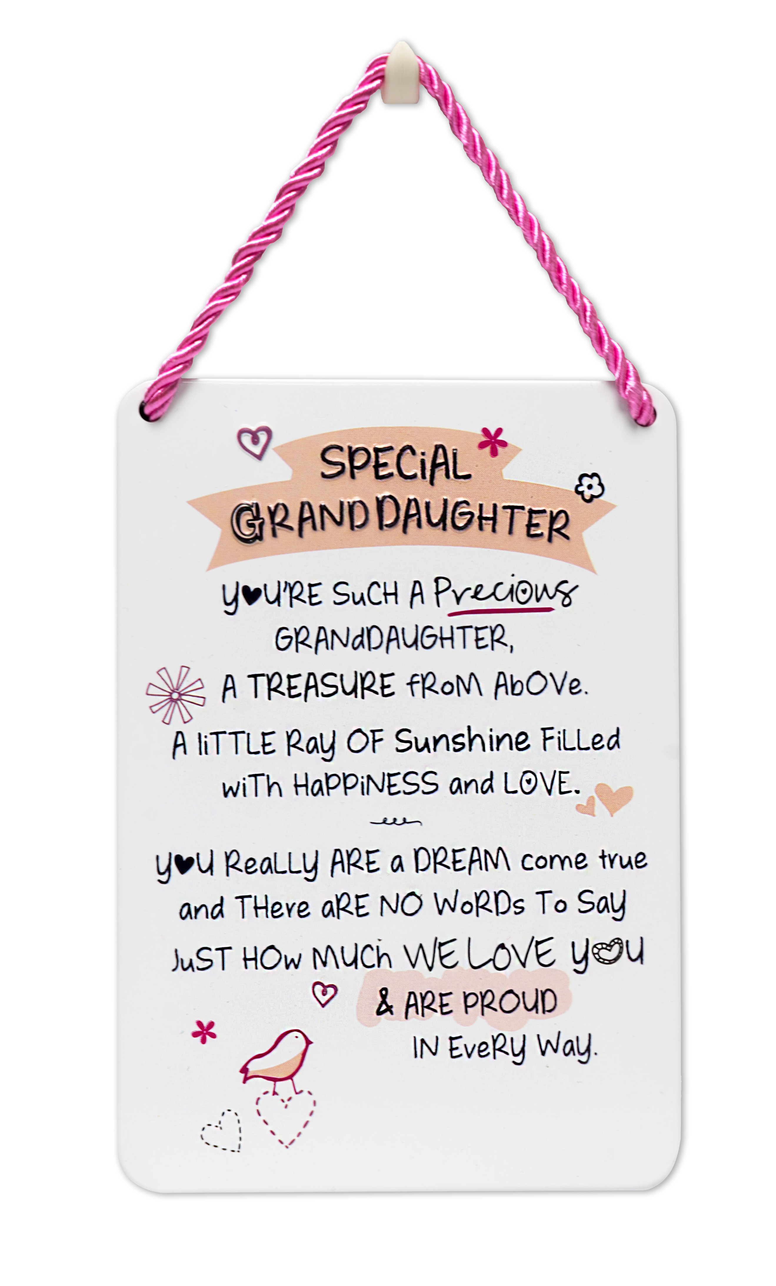Personalised Nannas Like You Are Precious /& Few Light Up Bottle Birthday Gift