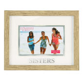 Juliana Sisters Natural Wood Effect Photo Frame