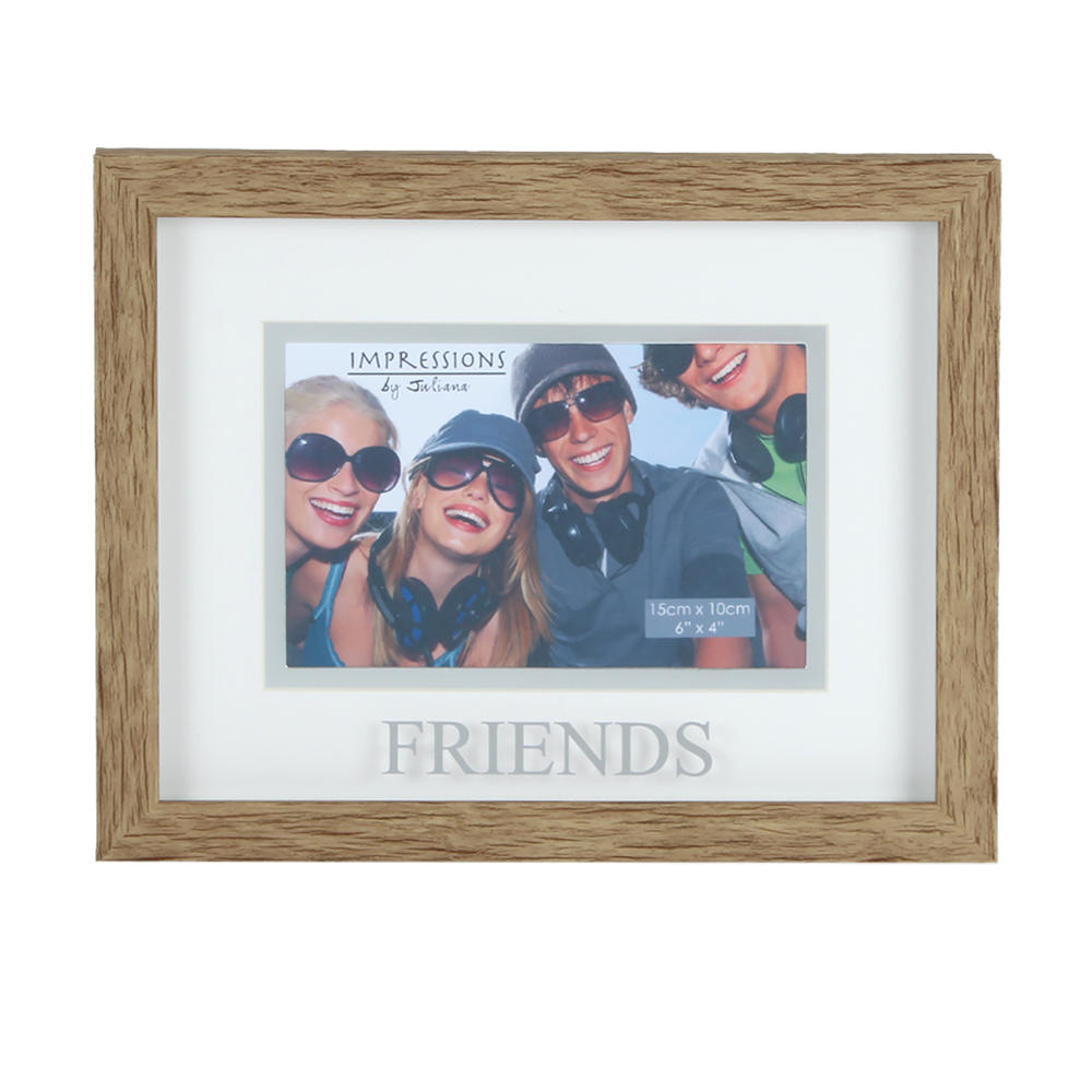 Juliana Friends Natural Wood Effect Photo Frame