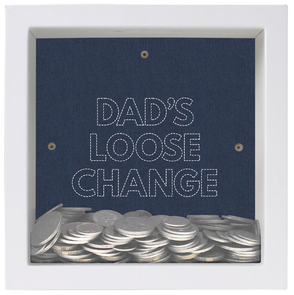 Splosh Dad's Loose Change Box Gift