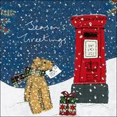 Pack of 5 Special Delivery Childline Charity Christmas Cards
