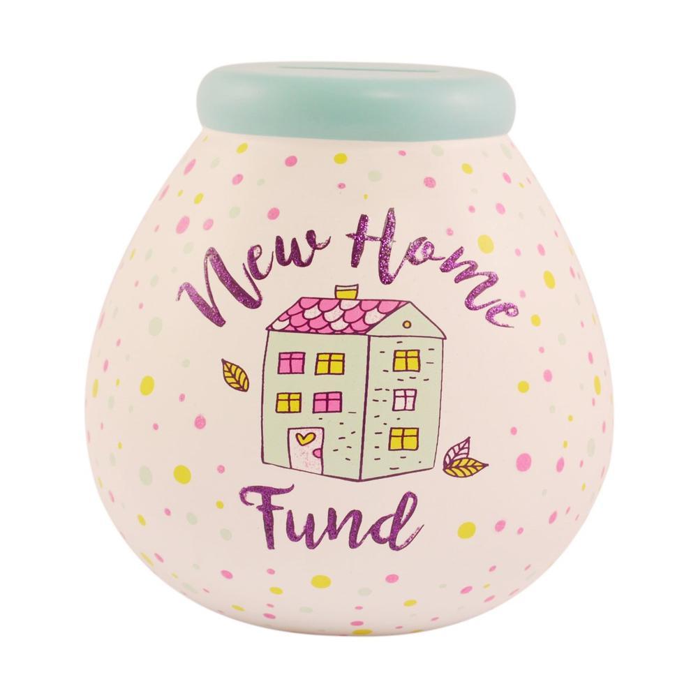 New Home Fund Pots of Dreams Money Pot