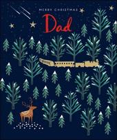 Dad Emma Grant Christmas Greeting Card