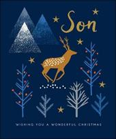 Son Emma Grant Christmas Greeting Card