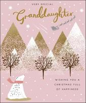 Granddaughter Emma Grant Christmas Greeting Card