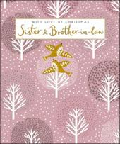 Sister & Brother-In-Law Emma Grant Christmas Greeting Card
