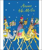 Across The Miles Quentin Blake Christmas Card
