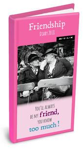 2018 Friendship Pocket Diary
