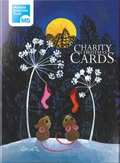 Box of 12 MS Multiple Sclerosis Trust Charity Christmas Cards