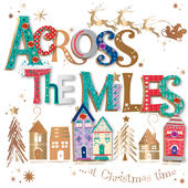 Across The Miles Embellished Christmas Greeting Card