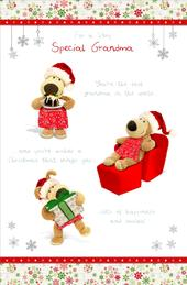 Boofle Special Grandma Christmas Greeting Card