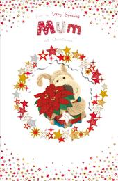 Boofle Special Mum Christmas Greeting Card