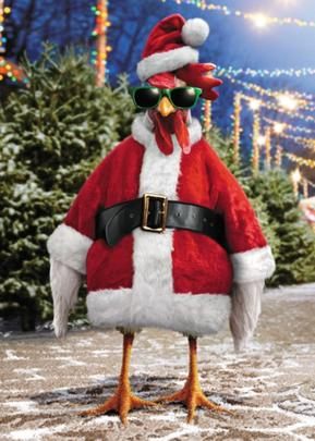 Avanti Dad Funny Christmas Greeting Card