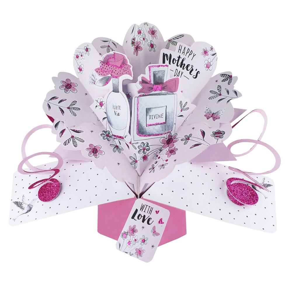 Happy Mother's Day Pop-Up Greeting Card