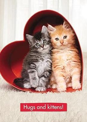 Avanti One I Love Valentine's Day Greeting Card