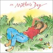 Quentin Blake Happy Mother's Day Greeting Card