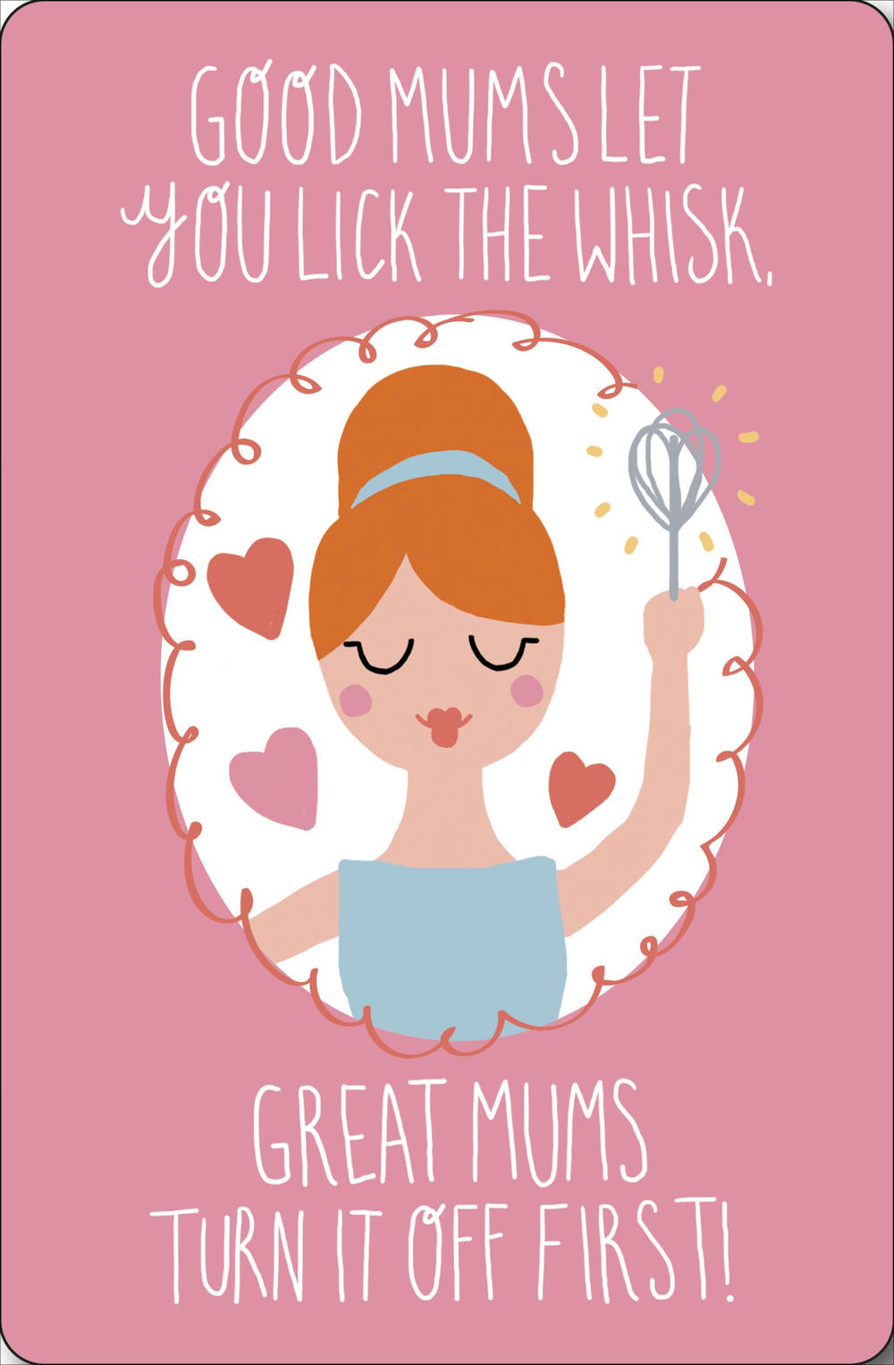 Lick The Whisk Happy Mother's Day Card