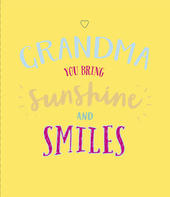 Special Grandma Happy Mother's Day Card
