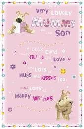 Boofle Mummy From Son Happy Mother's Day Card