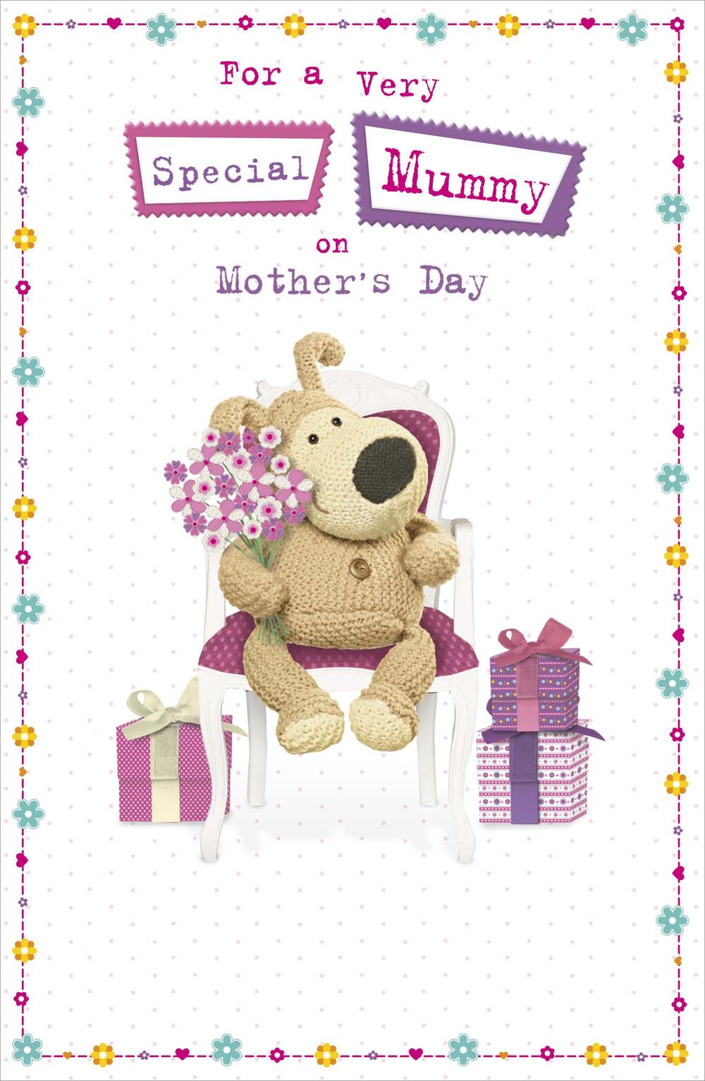Boofle Very Special Mummy Happy Mother's Day Card