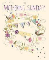 Happy Days On Mothering Sunday Mother's Day Card