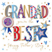 Grandad Father's Day Greeting Card